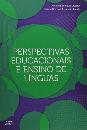 Perspectivas Educacionais E Ensino De Linguas, livro de Jonathas De Paula Chaguri