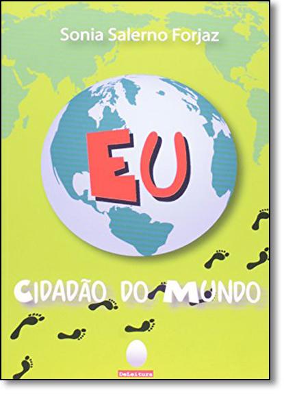 Eu, Cidadão do Mundo, livro de Teca Forjaz