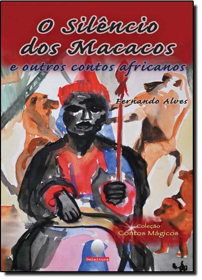 Silêncio dos Macacos, O, livro de Fernando Alves