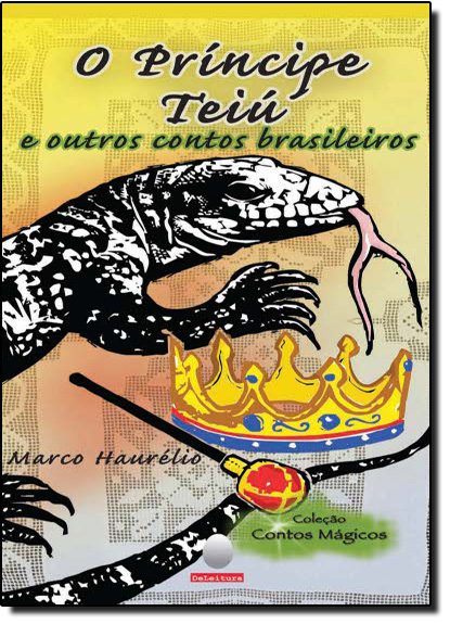 Príncipe Teiú, O, livro de Marco Haurelio