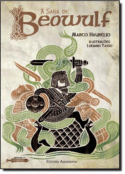 Saga de Beowulf, A, livro de Marco Haurélio
