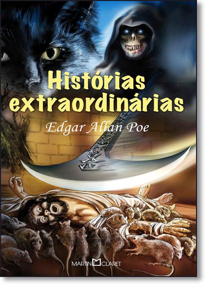 Histórias Extraordinárias, livro de Edgar Allan Poe