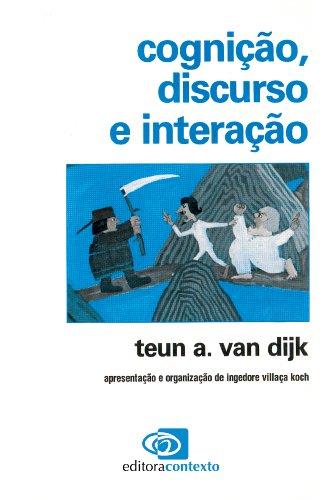 Cognição, Discurso e Interação, livro de Teun A. Van Dijk