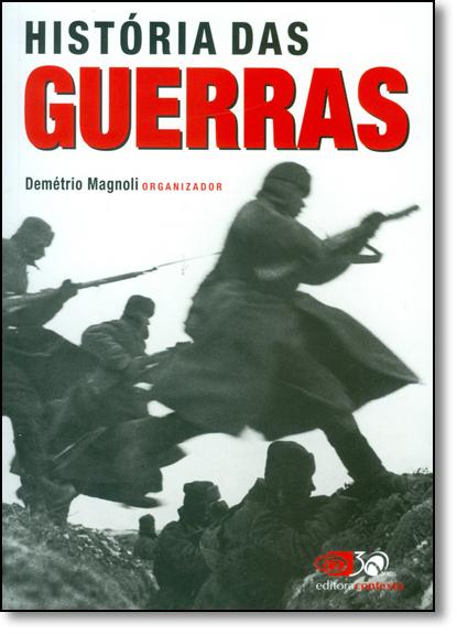 História das Guerras, livro de Demetrio Magnoli