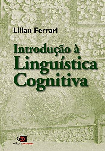 Introdução à Linguística Cognitiva, livro de Lilian Ferrari