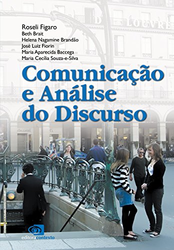 Comunicação e Analise do Discurso, livro de Roseli Figaro