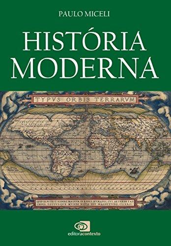 História Moderna, livro de Paulo Miceli