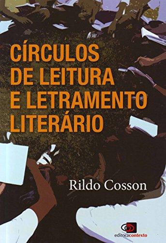 Círculos de Leitura e Letramento Literário, livro de Rildo Cosson