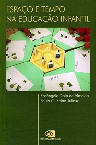 Espaço e Tempo na Educação Infantil, livro de José Luiz Fiorin