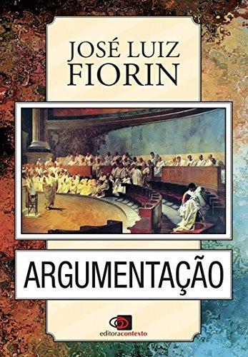 Argumentação, livro de José Luiz Fiorin