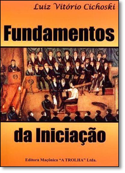 Fundamentos da Inicialização, livro de Luiz Vitorio Cichoski