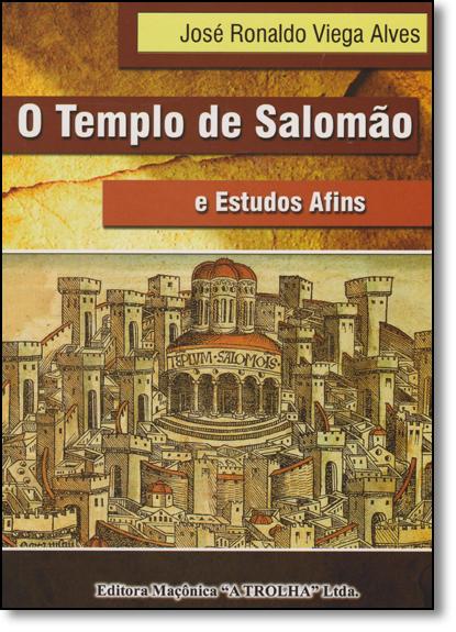 Templo de Salomão e Estudos Afins, livro de José Ronaldo Viega Alves