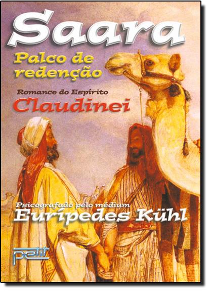 Saara Palco de Redenção, livro de ROBOELS