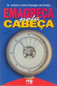 Emagreça Pela Cabeça, livro de Lauret Godoy