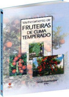 Melhoramento de Fruteiras de Clima Temperado, livro de Claudio Horst Bruckner