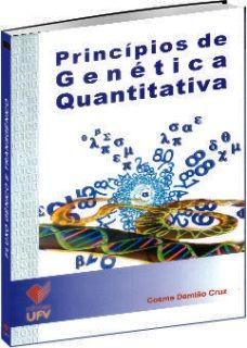Princípios de Genética Quantitativa, livro de Cosme Damião Cruz