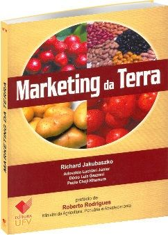 Marketing da Terra, livro de Richard Jakubaszko