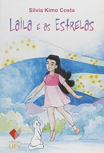Laila e as Estrelas, livro de Silvia Kimo Costa