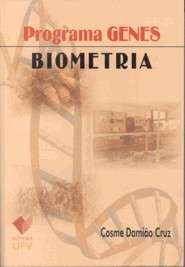 Programa Genes Biometria, livro de Cosme Damião Cruz