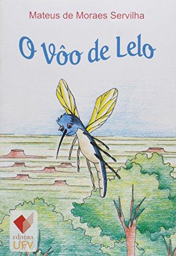 O Vôo de Lelo, livro de Mateus de Moraes Servilha
