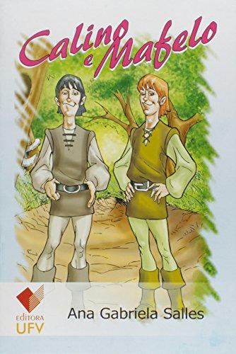 Calino e Mafelo, livro de Ana Gabriela Salles