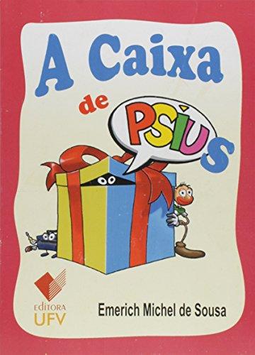 A caixa de psius, livro de Emerich Michel de Sousa