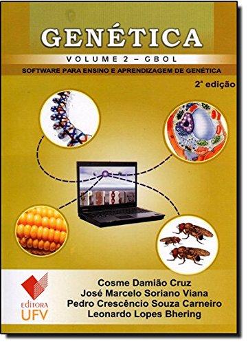 Genética: Gbol - Software Para Ensino e Aprendizagem de Genética - Vol.2, livro de Cosme Damião Cruz