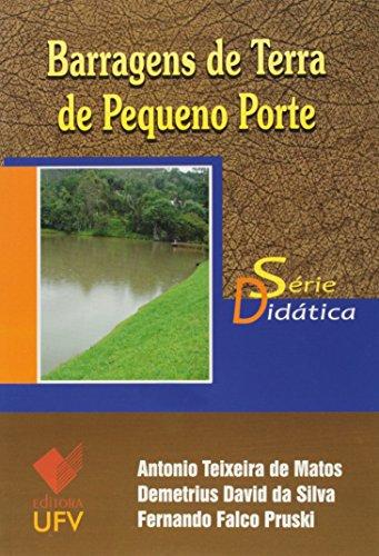 BARRAGENS DE TERRA DE PEQUENO PORTE - 1ª ED - SD, livro de