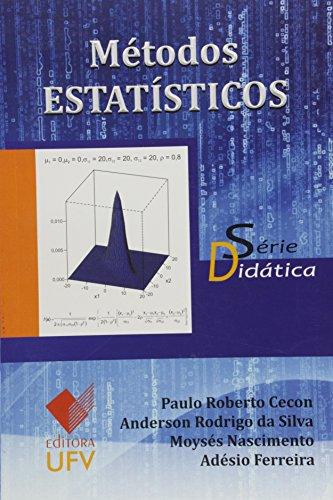 METODOS ESTATISTICOS - 1ª ED -SD, livro de