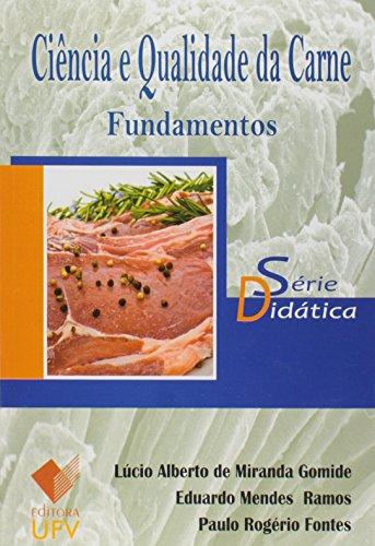 Ciência e Qualidade da Carne: Fundamentos, livro de Lúcio de Alberto de Miranda Gomide