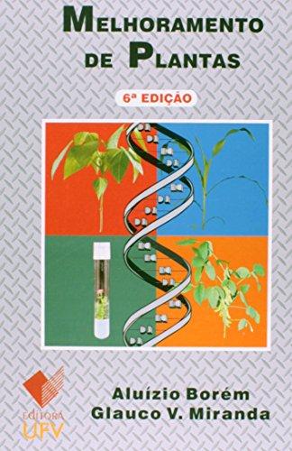 Melhoramento de Plantas, livro de Aluizio Borem, Glauce Miranda
