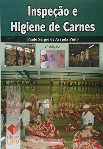 Inspeção e Higiene de Carnes, livro de Paulo Sérgio de Arruda Pinto
