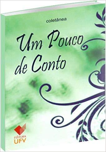 UM POUCO DE CONTO, livro de