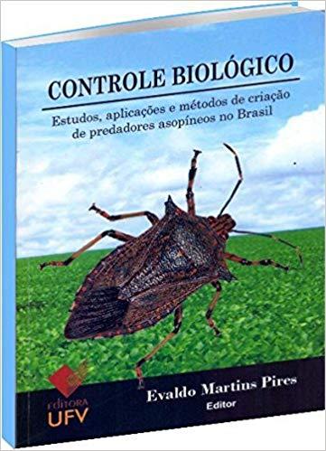 CONTROLE BIOLOGICO - EVALDO MARTINS PIRES, livro de