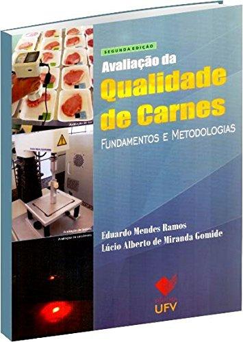 Avaliação da Qualidade de Carnes 2ª Edição - Fundamentos e Metodologias, livro de Eduardo Mendes Ramos e Lúcio Alberto Gomide