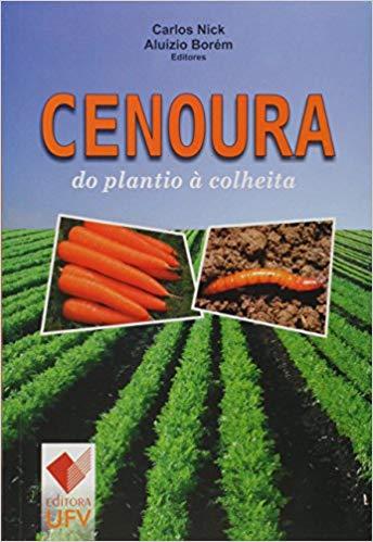 CENOURA DO PLANTIO A COLHEITA - ALUIZIO BOREM, livro de