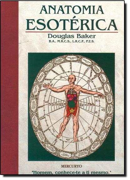 Anatomia Esotérica, livro de Douglas Baker