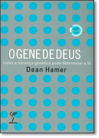 Gene de Deus, O, livro de Dean Hamer