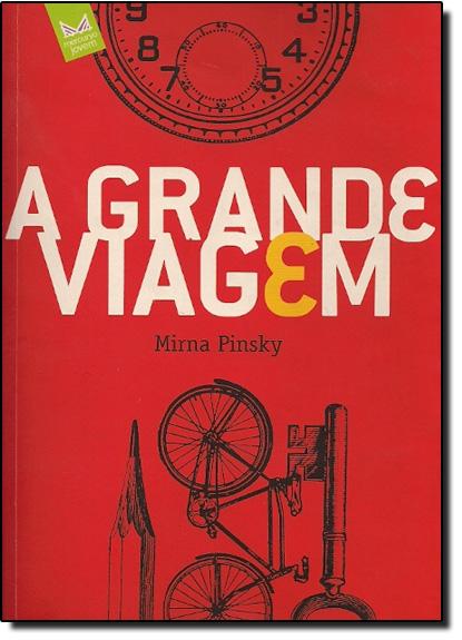 Grande Viagem, A, livro de Marina Pinsky