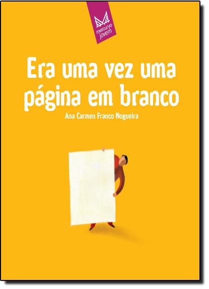 Era uma Vez uma Página em Branco - Coleção Traça Traço Braille, livro de Ana Carmen Franco Nogueira