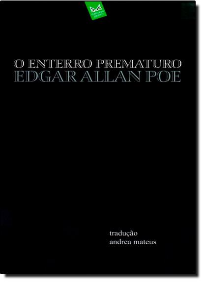 Enterro Prematuro, O, livro de Edgar Allan Poe