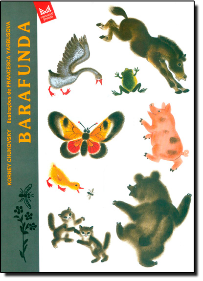 Barafunda - Capa Dura, livro de Korney Chukovsky