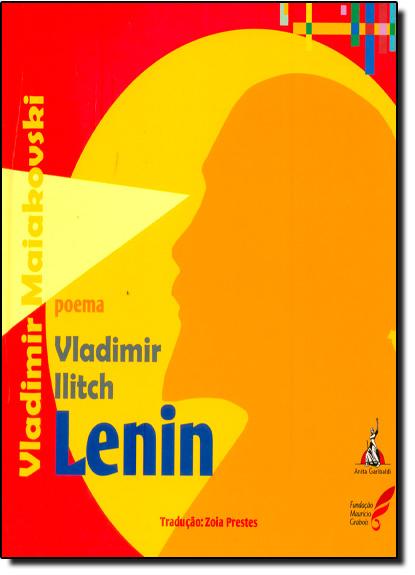 Poema: Vladimir Ilitch Lenin, livro de Vladimir Maiakovski