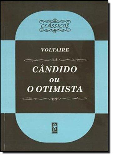 Candido Ou O Otimista, livro de Voltaire