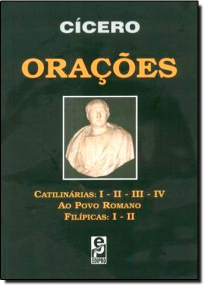 Orações, livro de CICERO