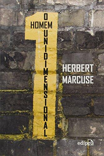 Homem Unidimensional, O: Estudos Da Ideologia Da Sociedade Industrial Avancada, livro de Herbert Marcuse