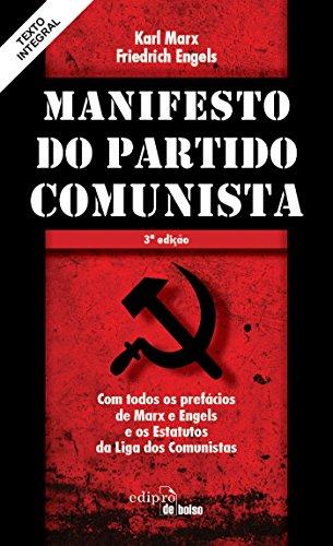 Manifesto do Partido Comunista, livro de Friedrich Engels, Karl Marx