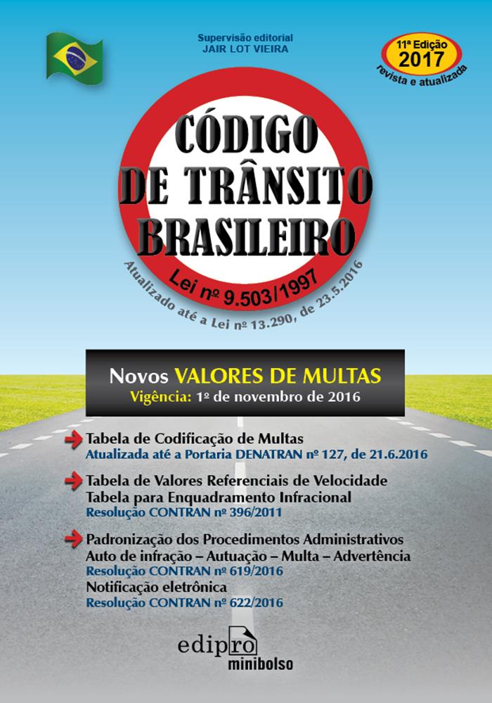 Código de Trânsito Brasileiro, livro de Jair Lot Vieira