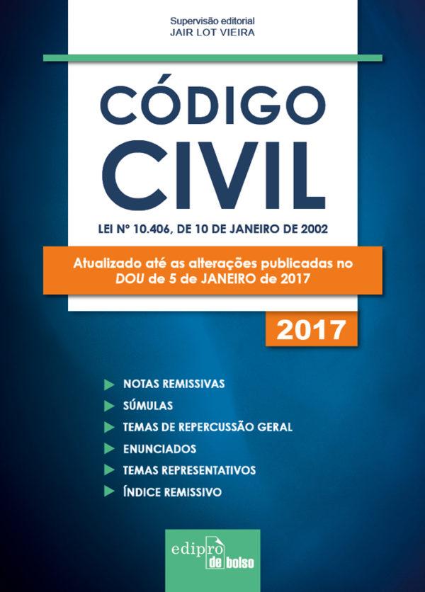 Código Civil - Mini, livro de Jair Lot Vieira