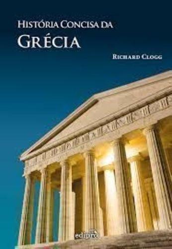 História Concisa da Grécia, livro de Richard Clogg